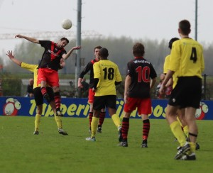 Papendrecht - Strijen 09-04-2016 A